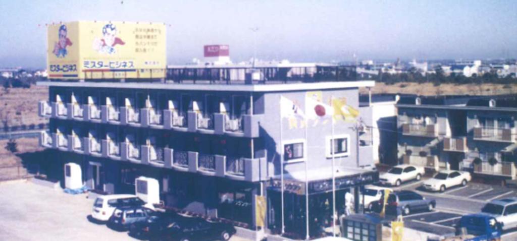 27年前の日本で、すでにシェアリングエコノミー事業を始めていた男の話