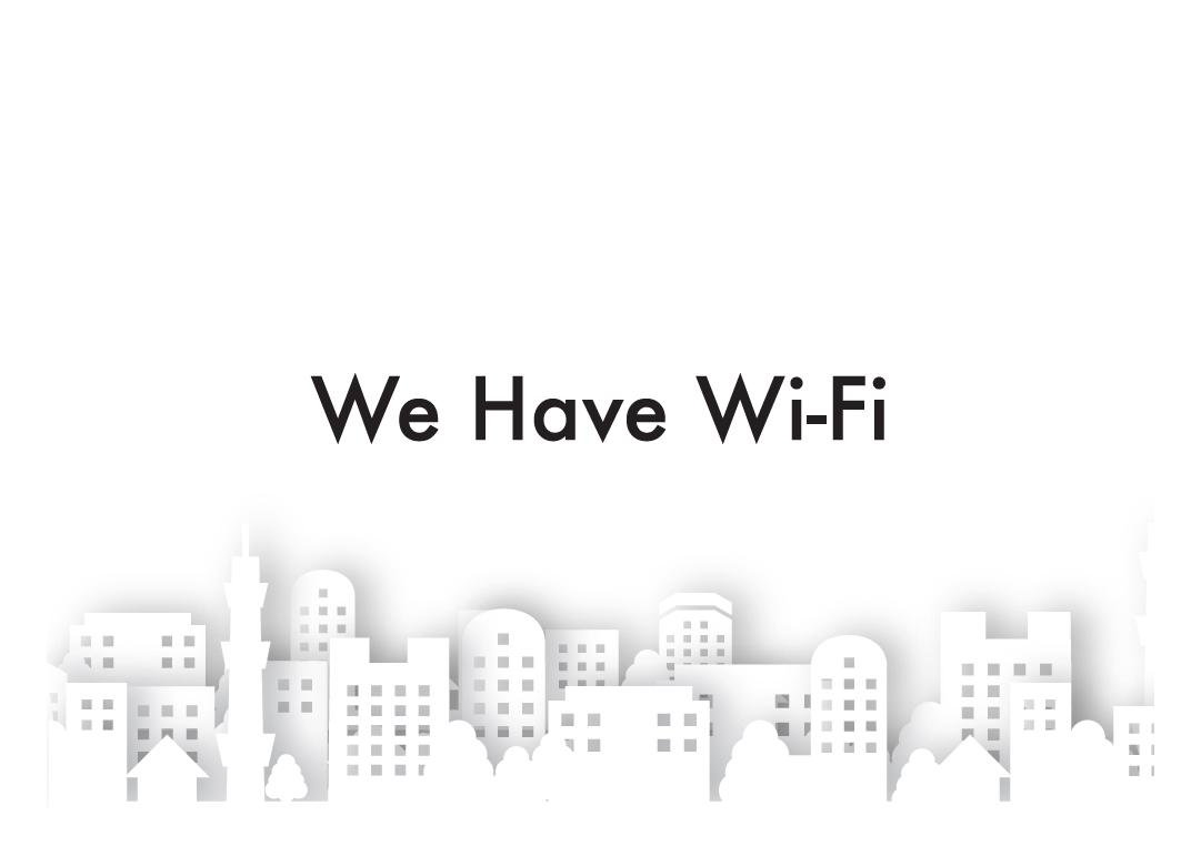 (英語版)Wi-Fiフリー