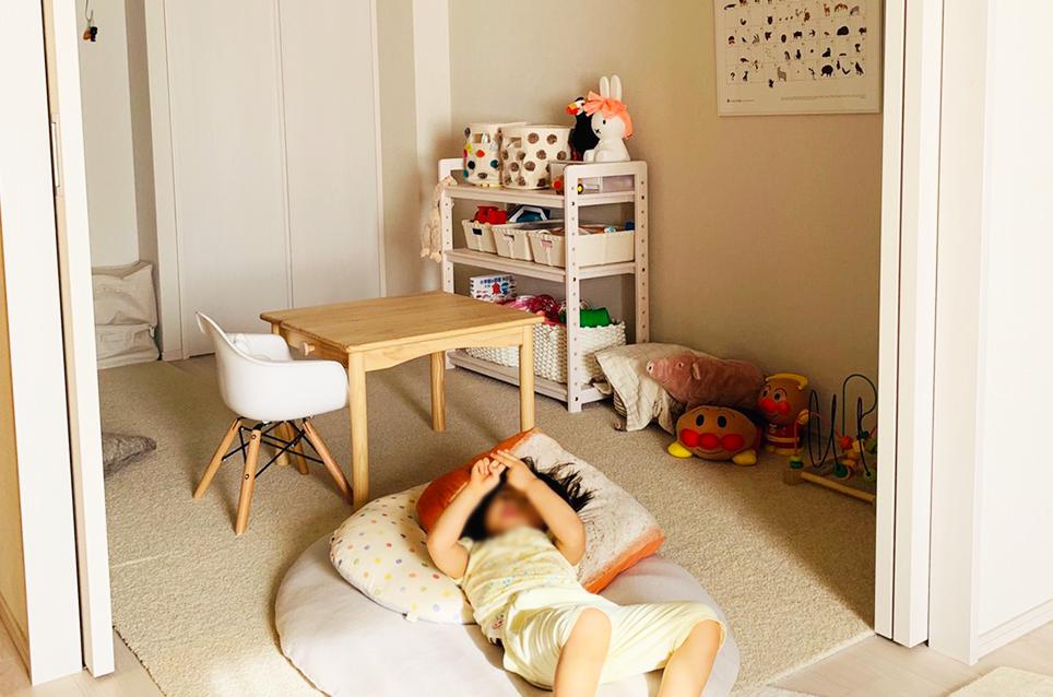 やんちゃ盛りの娘2人が思いっきり遊べる部屋を作りたい